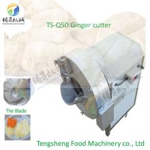 TS-Q50 Automatic ginger cutting  machine /industrial ginger slicer  cutter   machine
