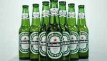 Heineken Beer 250ML bottle and can