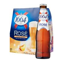 Kronenbourg 1664 Rose 250ML bottle