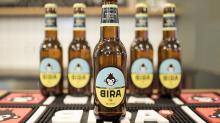 Bira White and Blonde Beer 330ML bottle