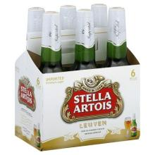 Stella Artois Beer 330ML bottle