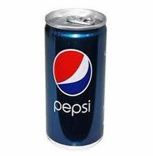 Pepsi cola 330ml can