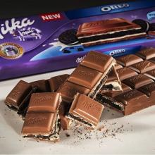 Milka & Oreo 300g Chocolate