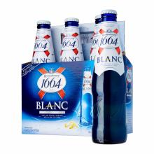 Kronenbourg 1664 Beer and Kronenbourg Blanc in Bottles, Corona Beer and Cans