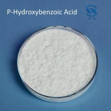 P-Hydroxybenzoic Acid for food preservatives CAS#:99-96-7