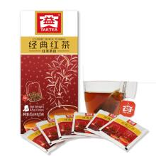 Tae Tea Natural Decaffeinated Pu-erh Tea Bag-Black Tea- 25 counts