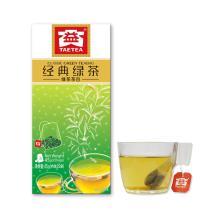 Tae Tea Natural Decaffeinated Pu-erh Tea Bag-Green Tea- 25 counts