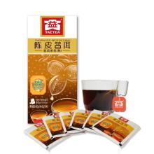 Tae Tea organic orange peel tea-pu er tea-25 counts