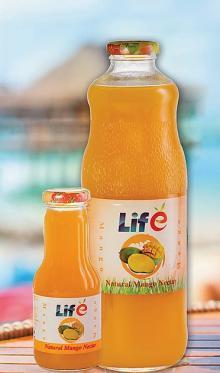 Life mango fruit nectar