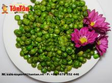 HEALTHY SNACKS - GREEN PEAS