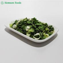 Dehydrated Green Chives Ring as Instant Noodles Material