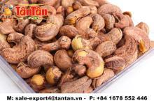 CASHEW NUTS SALTED TESTA