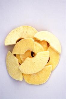 China original ecological FD Fruits Freeze- Dried Apples with BRC certification