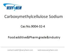 Food Additive CMC Carboxymethylcellulose Sodium Salt CAS 9004-32-4