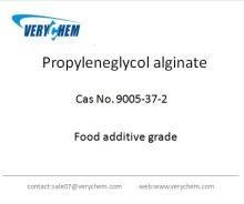 Food additive Propyleneglycol alginate/PGA CAS 9005-37-2