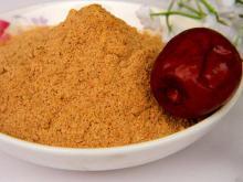 Jujube powder/Top grade & Low price Fresh taste organic red dates extract powder / jujube powder