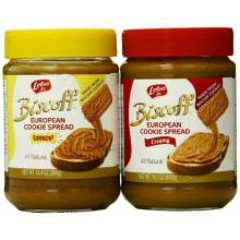 LOTUS 380g Biscoff Crunchy Biscuit Spread