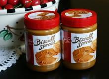 Lotus Biscoff spread - Smooth & Crunchy