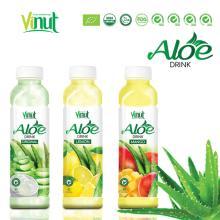 VINUT company With FDA Mango Flavored  aloe   vera   gel   drink