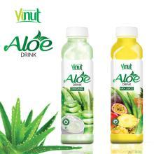 VINUT mixed flavor aloe vera drink export