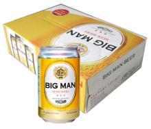 yellow big man beer