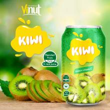 330ml Canned Real Kiwi Juice Drink