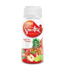 150ml Bottle Smoothie Juice - Apple - Lime and Pineapple Juice