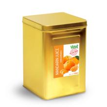 18kg Box Mandarin Juice Concentrate
