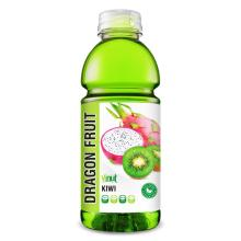 525ml Bottle Dragon Fruit Juice with Kiwi Drink