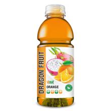 525ml Bottle Dragon Fruit Juice with Orange Drink