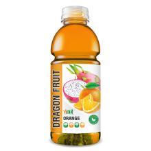 525ml Bottle Dragon Fruit Juice with Orange Drink