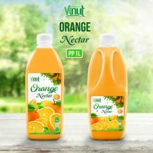 1L Bottle Orange Juice Drink Nectar
