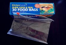 LDPE zip lock  bags , Pastic  zipper   bags , slide zip lock  bags