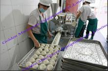 Automatic  Meat Steam  Bun  French Stuffed Bread Making  Machine