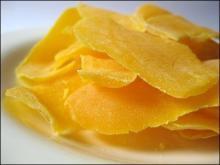 frozen Dried Mango Slice Chito Melon