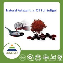 100% natural  Astaxanthin  from Haematococcus Pluvialis 1% 2% 3% 4% 5% 10% 20% Powder oil