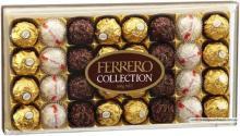 Ferrero Collection 269g, Ferrero Rocher T30 T24 T3 T16, Raffaello 150g