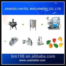 jelly hard candy gummy soft candy fruit candy making machine