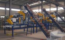 Nuts Cracking and Shelling Plant