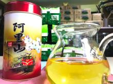 Ali-shan oolong tea(recovered by machine)
