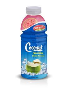 Vietnam Coconut Sparkling With Guava Flavour