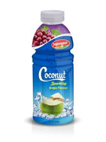 Wholesale Coconut Sparkling With Grape Flavour