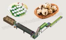 Quail  Egg Processing Line