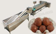 Salted Duck  Egg s  Cleaning  Line