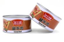 bulk canned meat corned beef from china