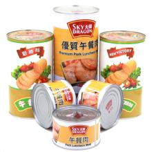 wholesale canned meat pork luncheon meat