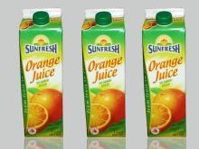 100% Natural Pineapple Juice Concentrate Brix 60%-65%