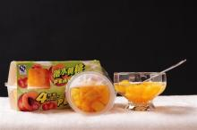4oz fruit cup in light syrup mandarin orange