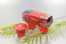 3.25oz strawberry gel snacks US market