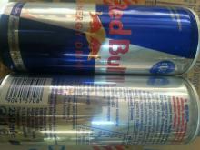 Red bull Energy Drink from Austria.......